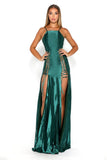 Portia & Scarlett Chantel -Emerald prom dress