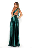 Portia & Scarlett Chantel -Emerald super sexy formal dress