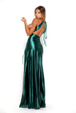 Portia & Scarlett Chantel -Emerald super sexy evening dress