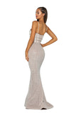 Portia & Scarlett PS5013 - ZERMATT elegant long black tie evening dress SHAIDE boutique uk back