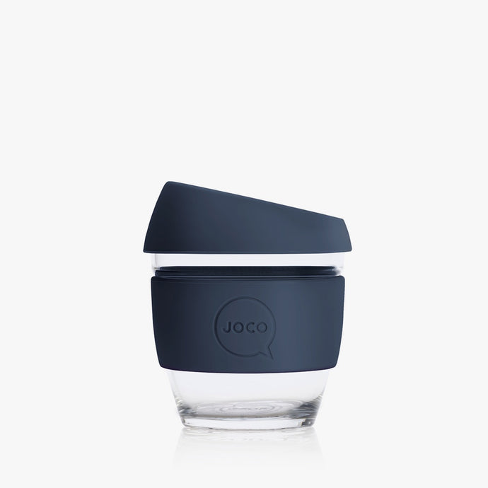 Joco Reusable Coffee Cup - Mood Indigo