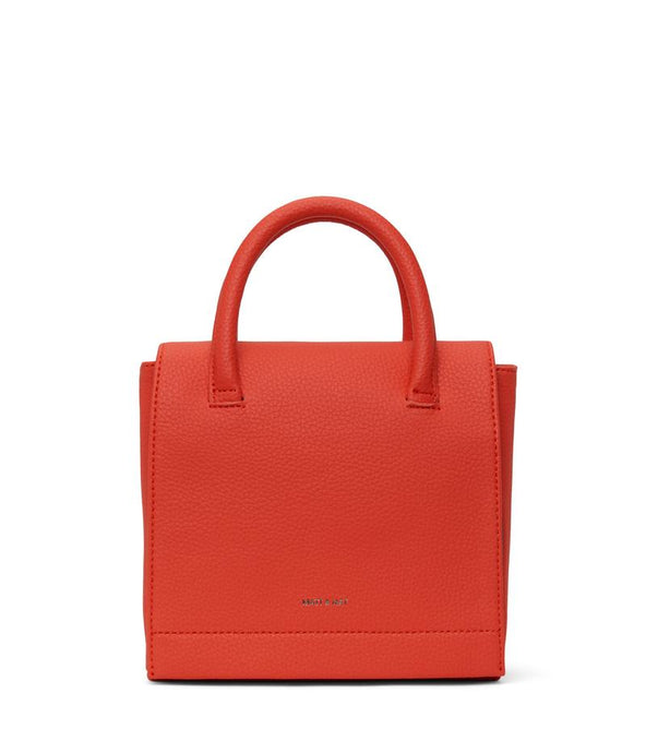 Vegan Satchel - Adel Small Purity