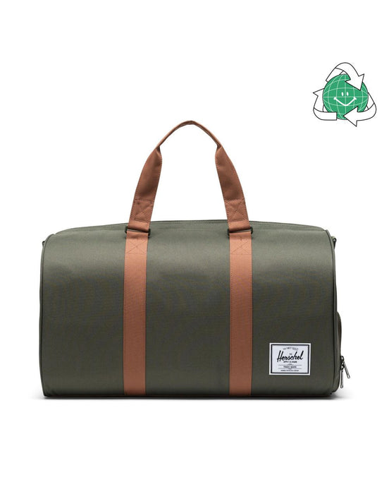 Novel Duffle Bag - Eco Collection Forest Night