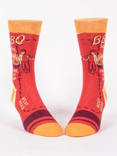 Load image into Gallery viewer, Mens Socks - BBQ