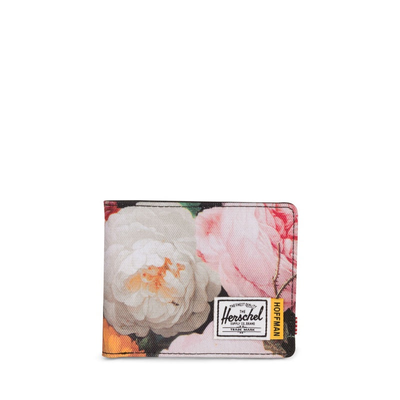 Roy RFID Wallet - Fall Floral