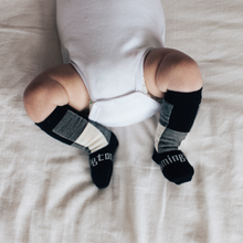 Load image into Gallery viewer, Lamington Knee High Baby Socks - New Born