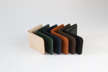 Load image into Gallery viewer, Handmade Landscape Leather Wallet