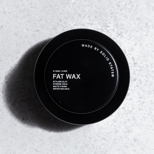 Solid State Fat Wax