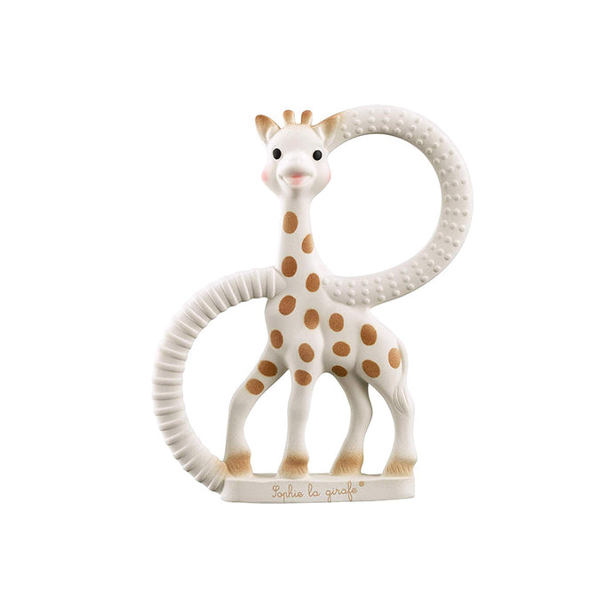 Sophie La Giraffe So Pure Teething Ring - Gift Box