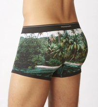 Load image into Gallery viewer, Stonemen Boxer Brief - Island Black