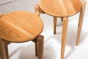The KD  Oak Side Table