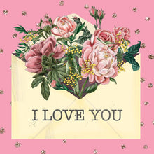 Load image into Gallery viewer, Love Letter Card