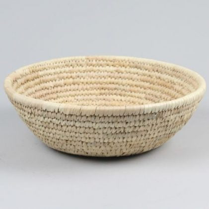 Fair Trade Large Woven Bowl