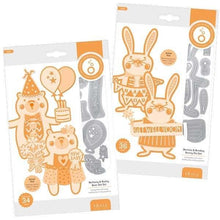 Load image into Gallery viewer, Craft Kit - Bear & Bunny Pack