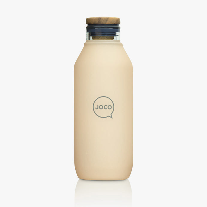 Joco Velvet Grip Flask - Amberlight