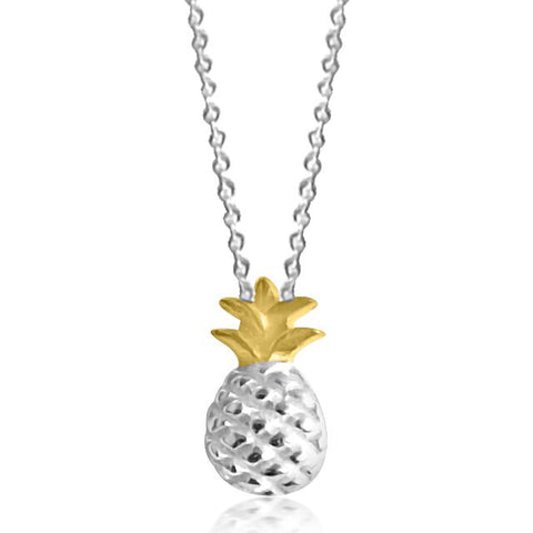 Pineapple neclace