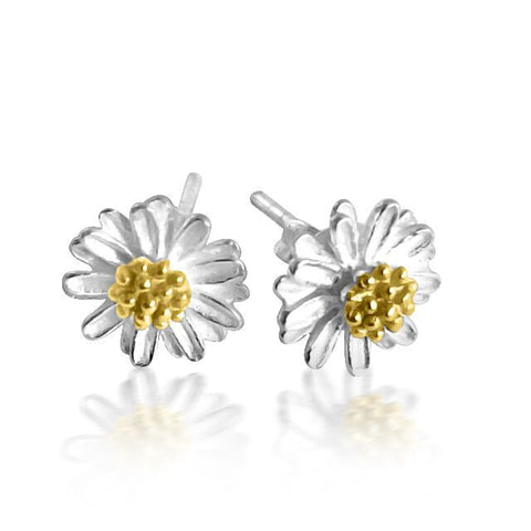 Pretty daisy earrings