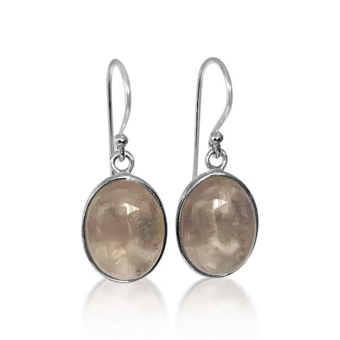 Beautiful moonstone earrings