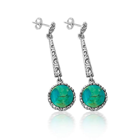 Positano drop earring