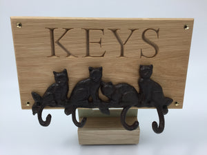 CATS Key Rack