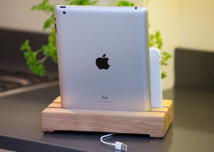 ipad dock rear
