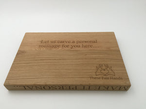 THE CHOPPING BOARD - LARGE