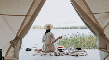 10 essential items to pack in your beauty bag for a camping trip