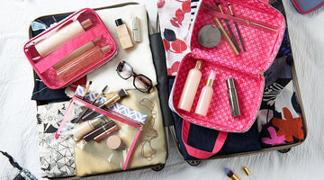 Find the Perfect Beauty Bag for Your Holiday Destination