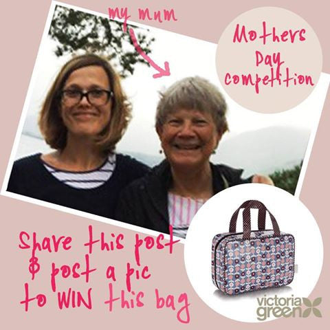 victoria green mother's day competition giveaway