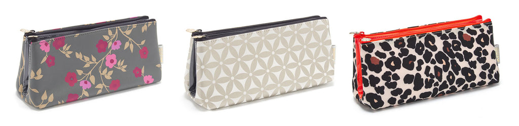 makeup bag with compartments by Victoria Green perfect gift ideas for her