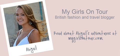 Abigail Royston travel blogger