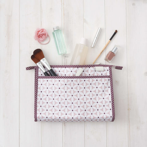 starflower print classic wash bag