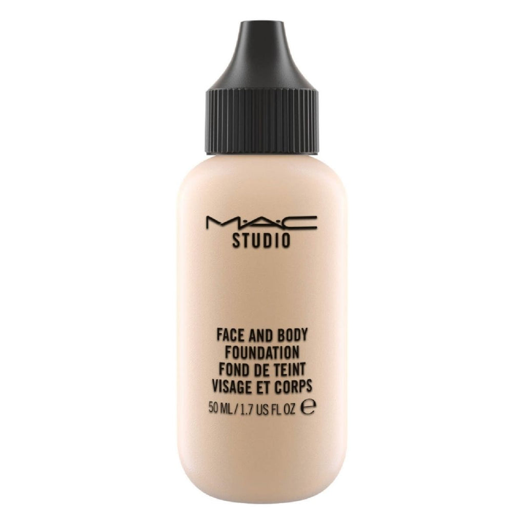 face and body foundation to pack in beauty wash bag