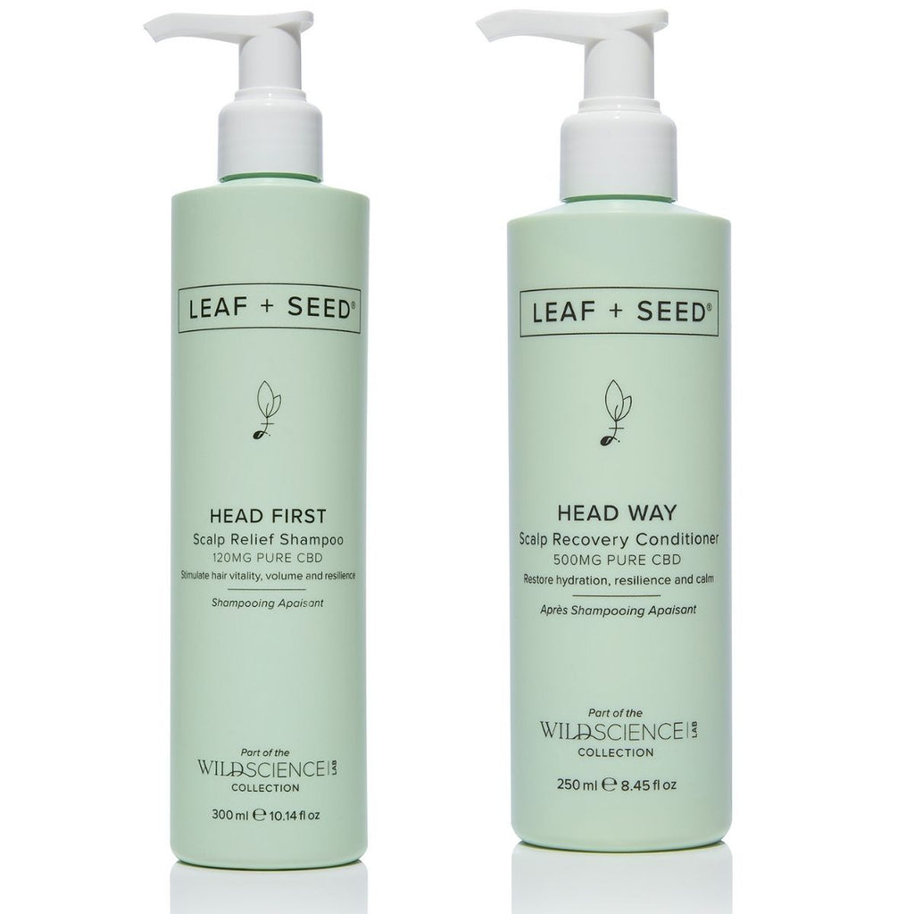 Shampoo and conditioner to pack in wash bag