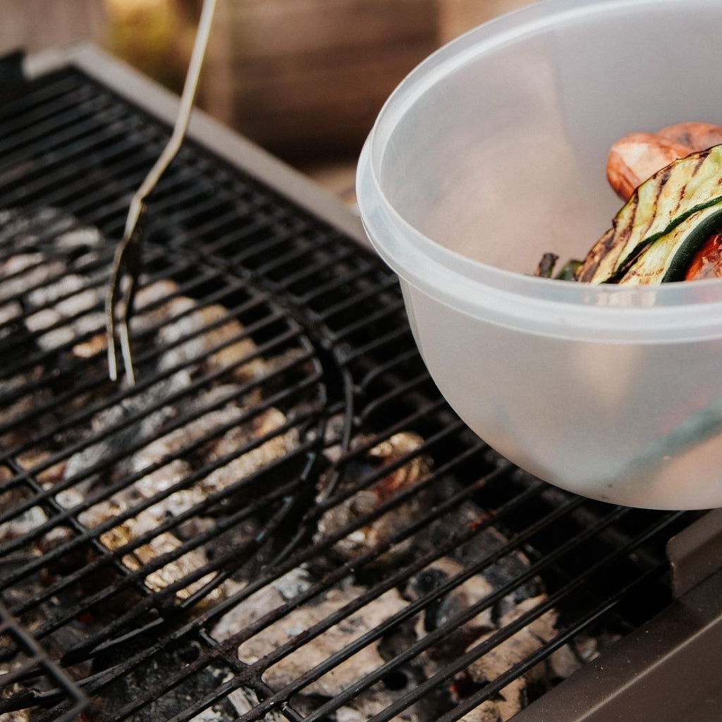 BBQ grill for how to get organised this month may