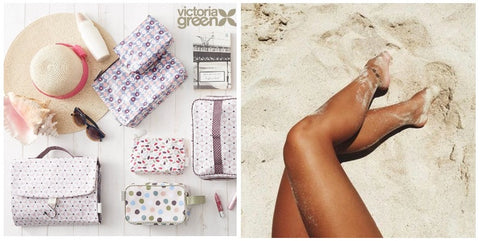 victoria green wash bags travel tips blog