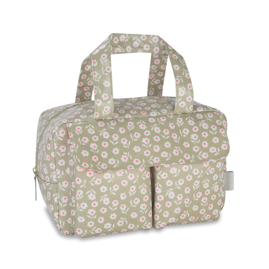 extra large womens wash bag with handles