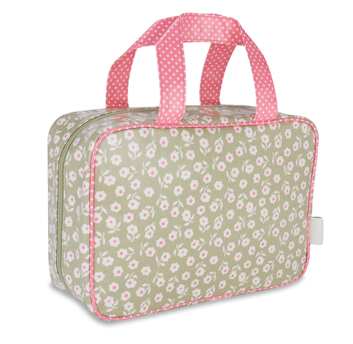 Buy  Daisy  Hanging Traveller Wash Bag in Sage  b4d1a0924619e