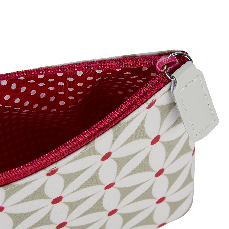 makeup bags uk inside lining waterproof starflower sage