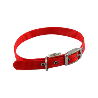 Matching Collar Red