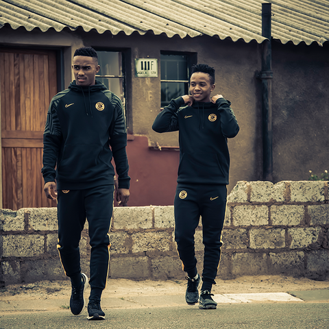 Kaizer Chiefs -Fleece track pants