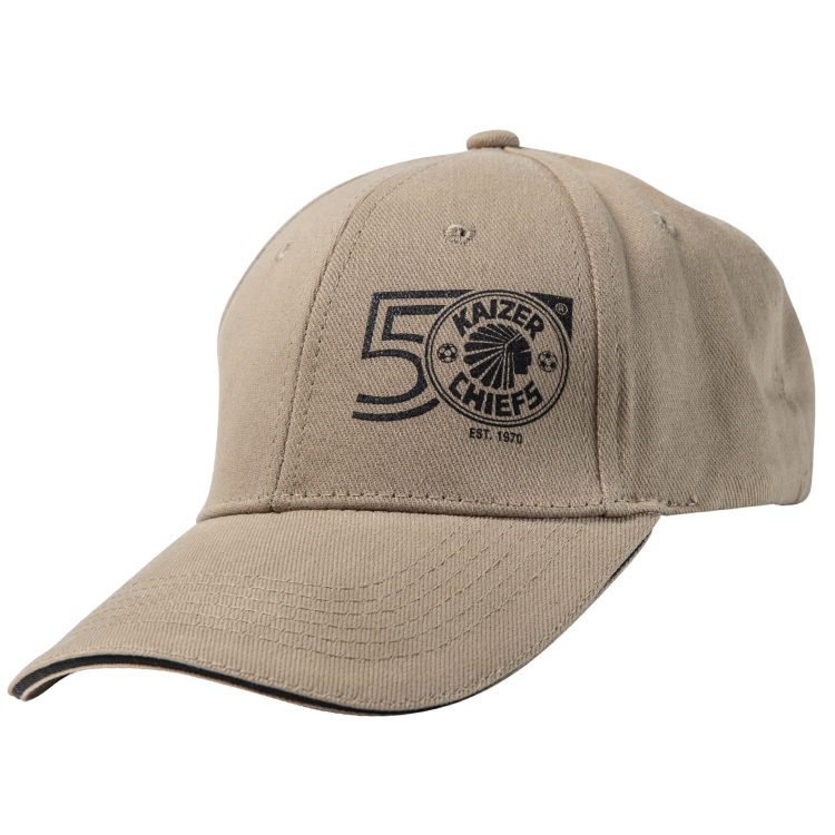 KC Stone 6 Panel curved Cap