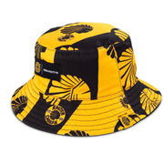 KAIZER CHIEFS 'KCFC' REVERSIBLE BUCKET HAT