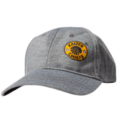 KAIZER CHIEFS GREY MELANGE 6 PANEL CAP