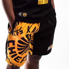 BUTANxKCFC -The Butan x Kaizer Chiefs Shorts