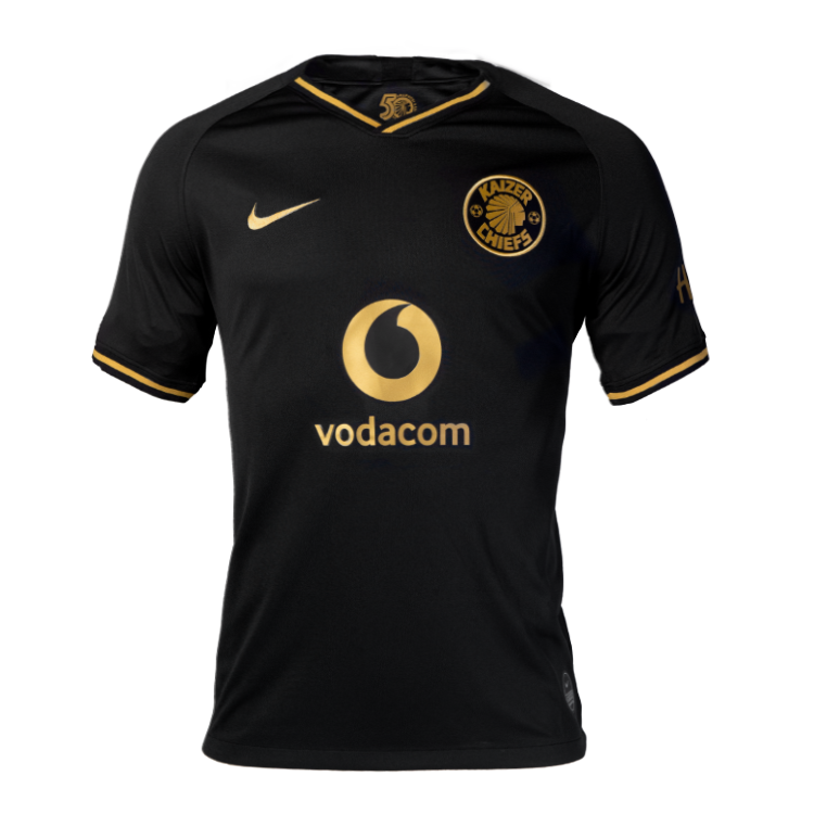 Kaizer Chiefs 50th Jersey