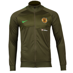 KAIZER CHIEFS TRACK JACKET OLIVE GREEN 2020/21 CI6737-396