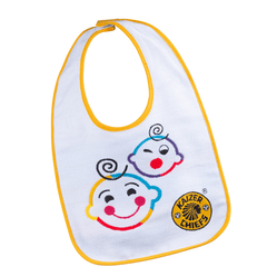 "Kaizer Chiefs  ""I'm a little Chief"" Infant Bib"