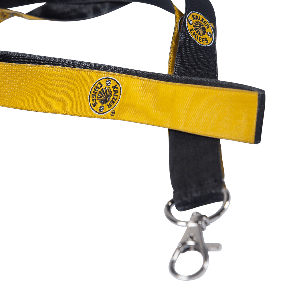 Kaizer Chiefs Lanyards Trigger Clip