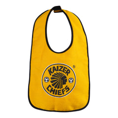 "Kaizer Chiefs ""Traditional "" INFANT BIB"